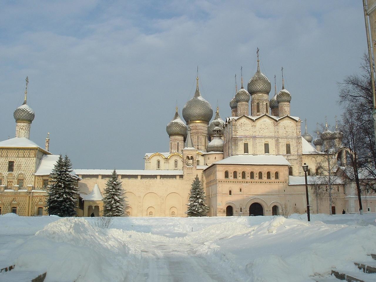 Кремль- лепота)