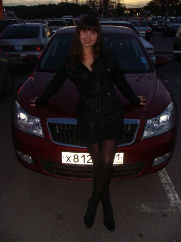 Елена, Самара, сентябрь 2010