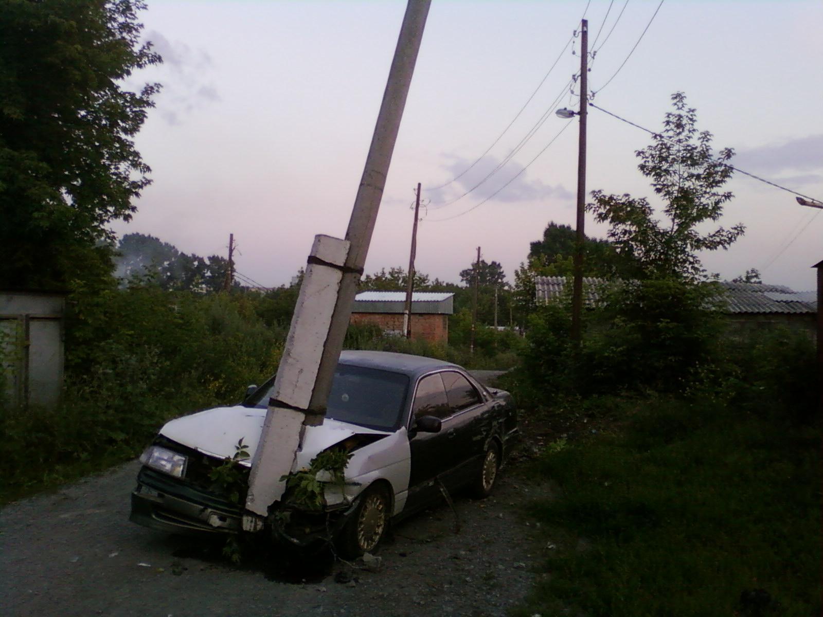 Тойота-самый крепкий авто!