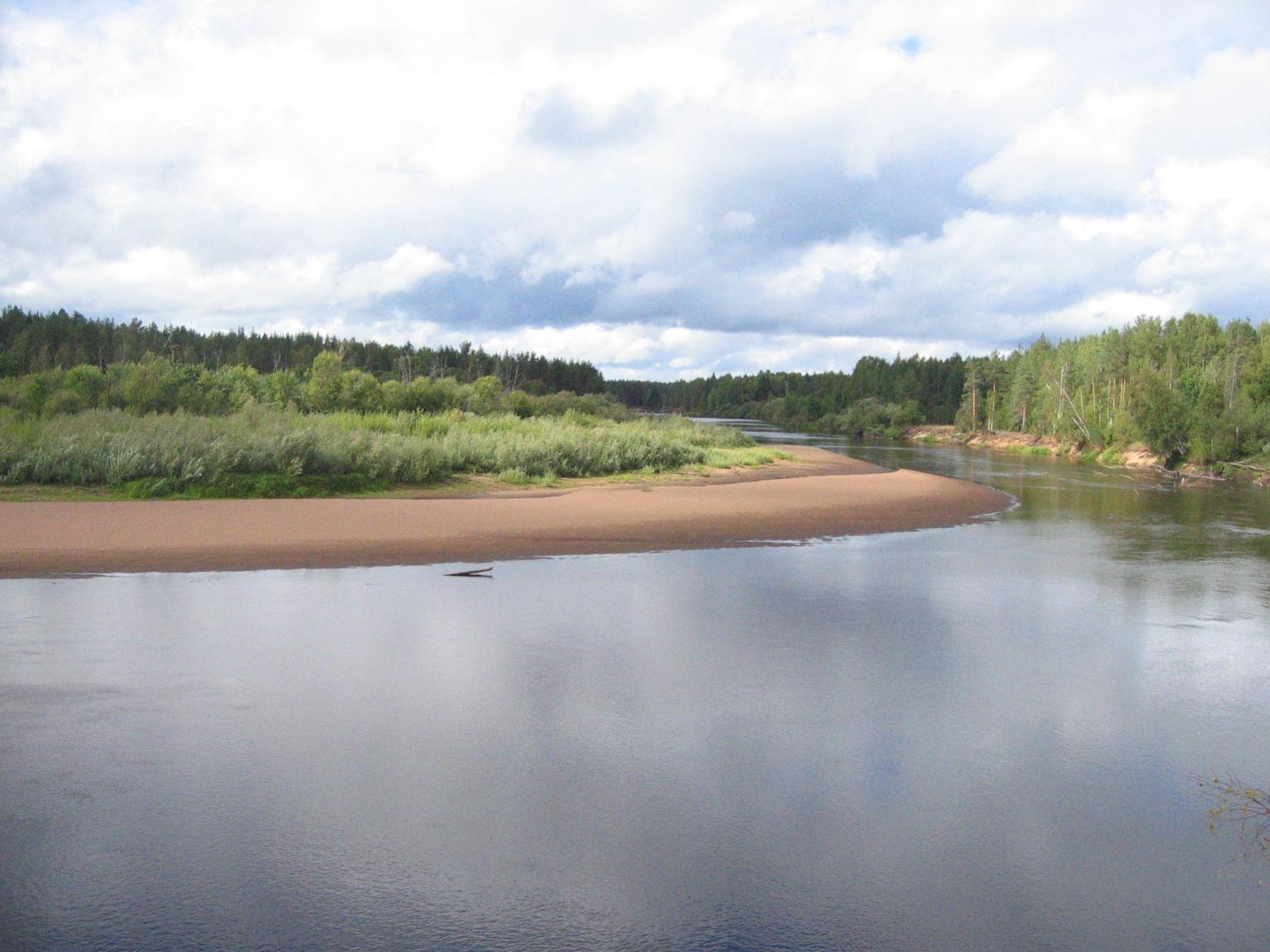 Река Чагодоща