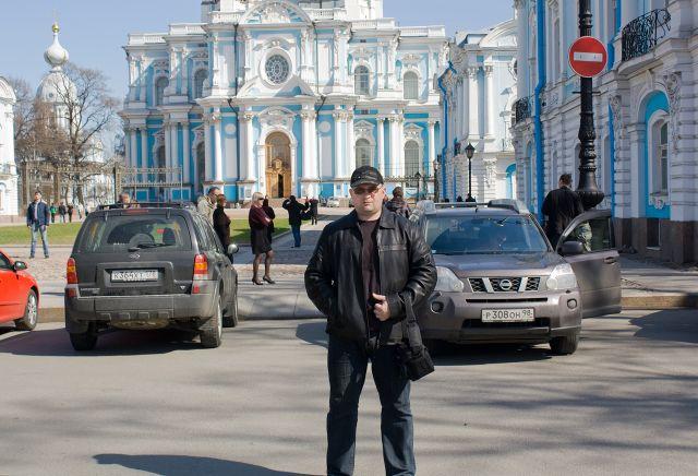 В Санкт-Ленинграде