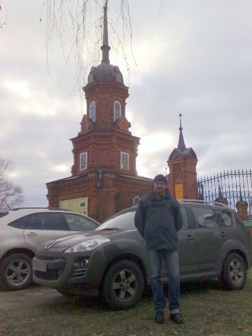 Волоколамский кремль. Ноябрь 2012.
