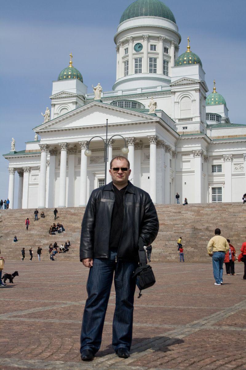 Хельсинки, Лютеранский кафедральный собор