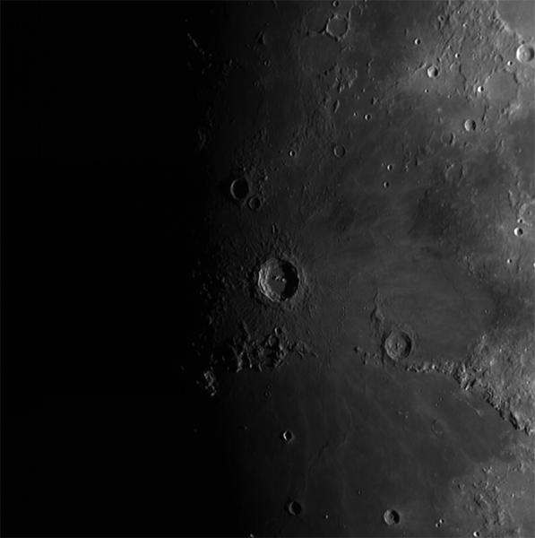 Луна Кратер Коперник