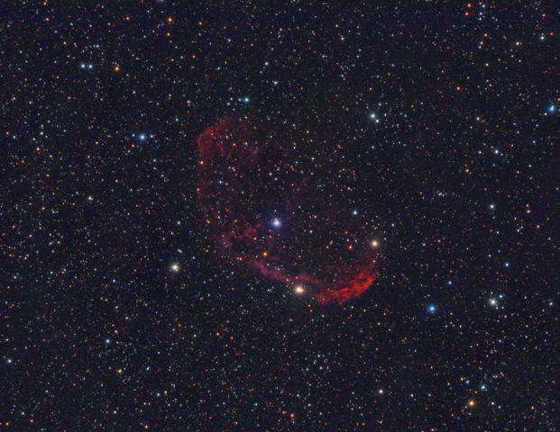 NGC6888 Полумесяц