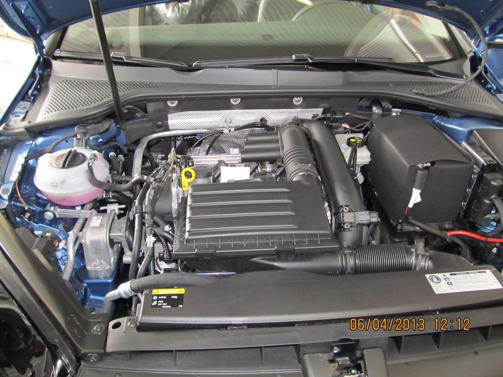 Golf-7 мотор 1,4 140 л.с.