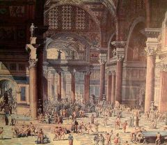Римские бани Диоклетиана