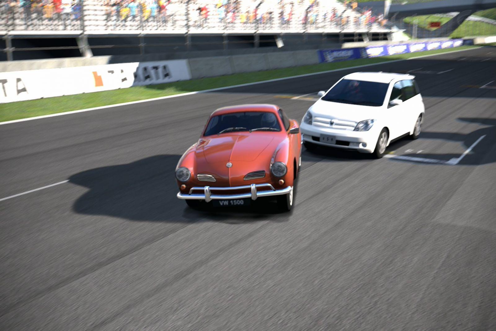 Карманн Гиа - VW Karmann Ghia - High Speed Ring 5