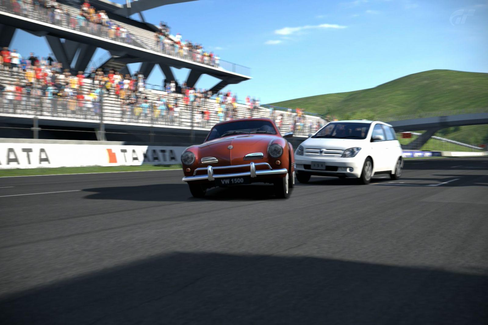 Карманн Гиа - VW Karmann Ghia - High Speed Ring 6