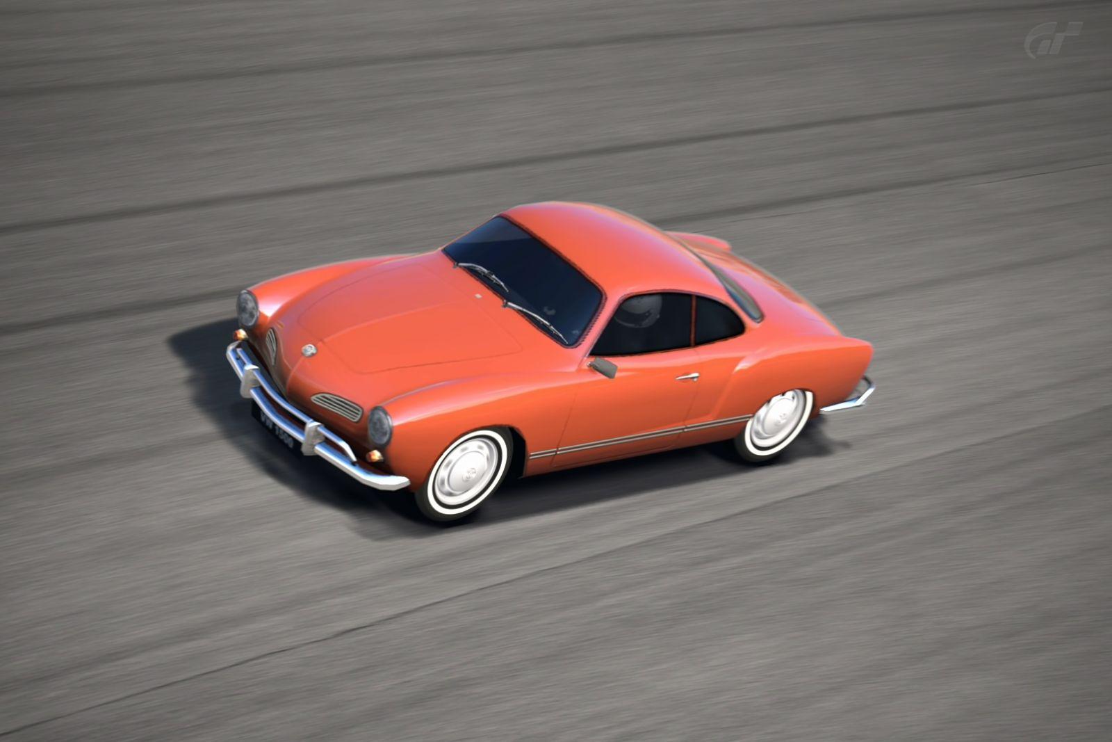 Карманн Гиа - VW Karmann Ghia - High Speed Ring 1