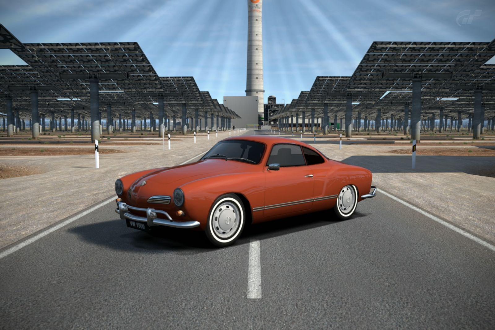 Карманн Гиа - VW Karmann Ghia - Gemasolar
