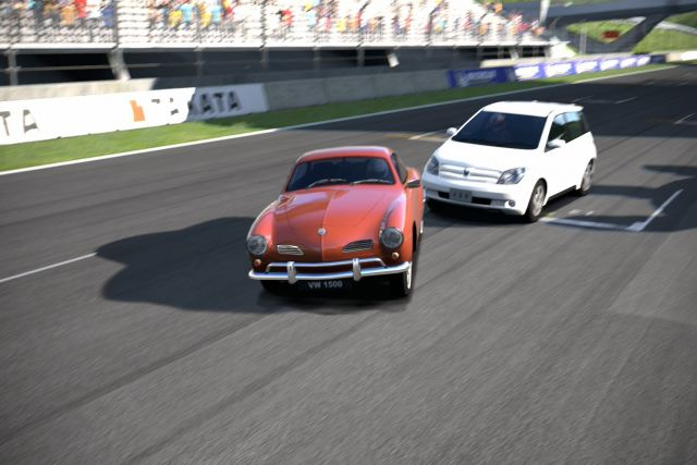 Карманн Гиа - VW Karmann Ghia - High Speed Ring 5