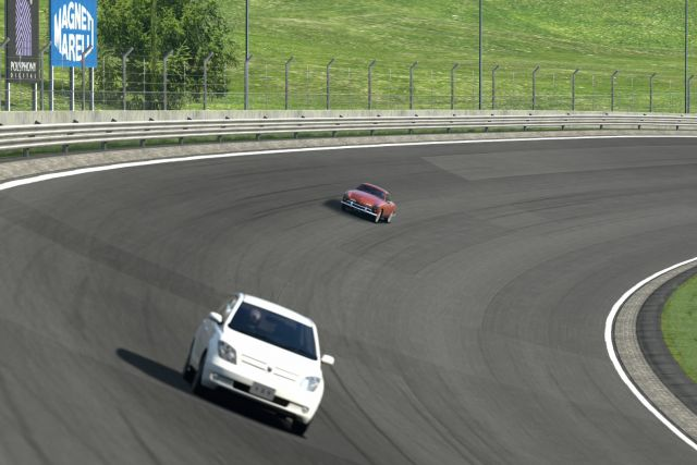 Карманн Гиа - VW Karmann Ghia - High Speed Ring 2