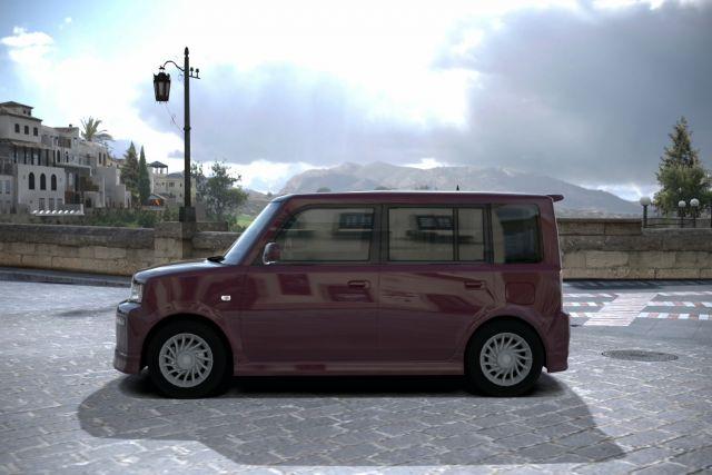 Toyota Bb 2