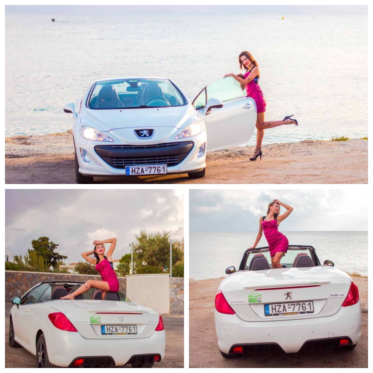 Короткий отзыв об аренде авто от Лина Бронская