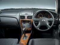 Автомобили Nissan Bluebird.